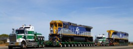 Rail Car Transport Project