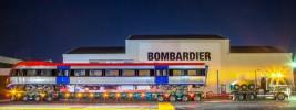 Bombardier Rail Car Trains