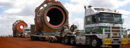 70 tonne scrubber units, from Port Hedland to Hope Downs 4